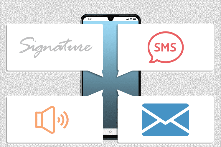 Mobile Service Management - Approval Methods