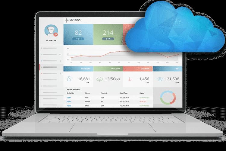 Work Management Software - Unlimited cloud storage