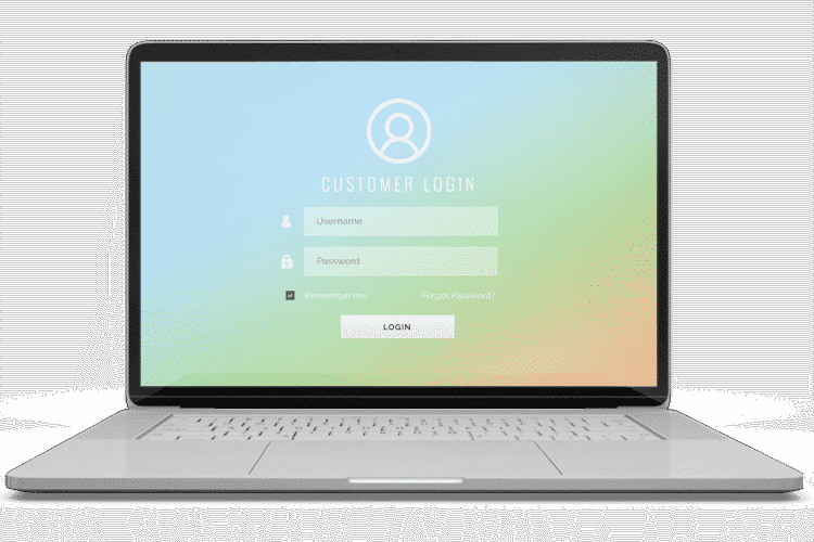Building Maintenance App - Customer Login Portal