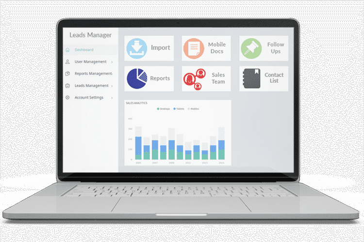 Security Industry Software - Lead Management Software