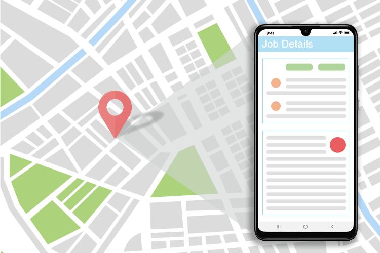 Locksmith System - Live Location Tracking