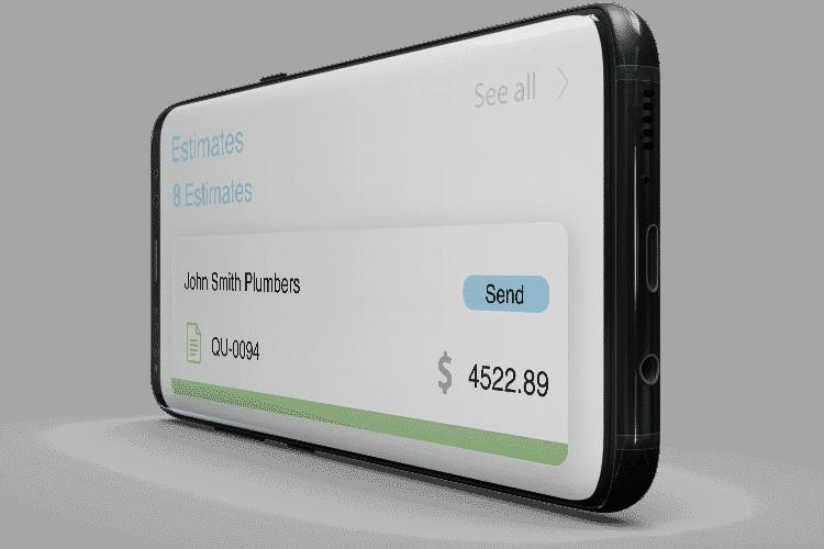 Mobile Estimates