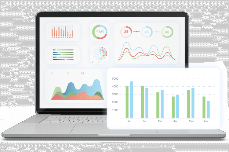 Field Management Software - Create reports on productivity and profitability