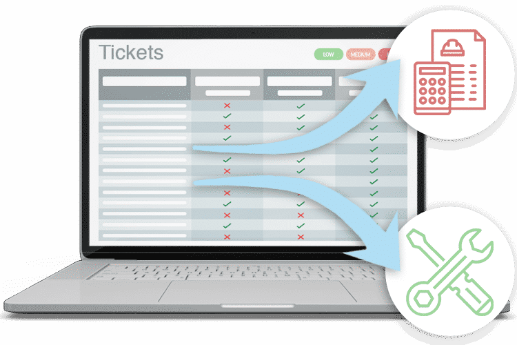 IT Help Desk Software - Tickets