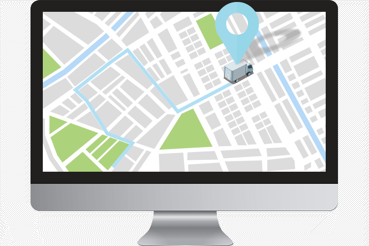 Construction Software - Vehicle Tracking