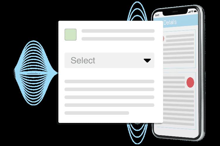 Field Service Management App - Digital Documents