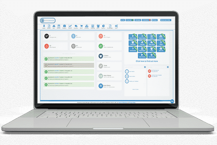CMMS Software - The Best Field Service Management Software