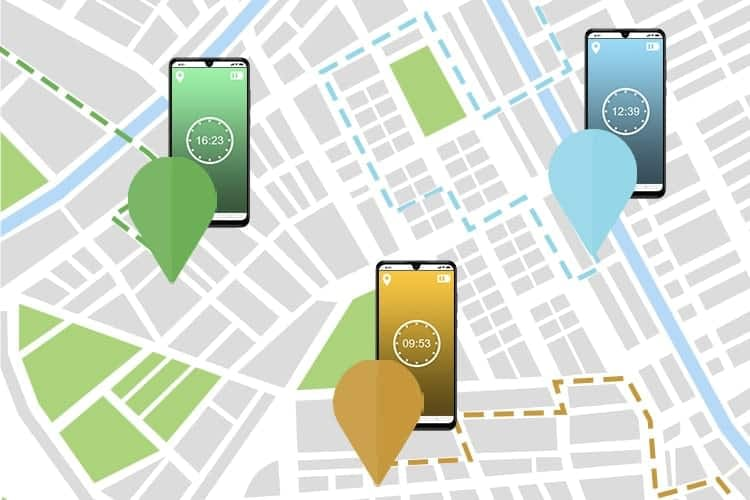 Planning System - Mobile Location Playback