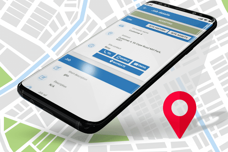 Employee Tracking App - Fully Integrated System with Live Location