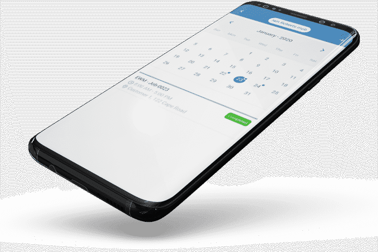 Mobile Scheduling