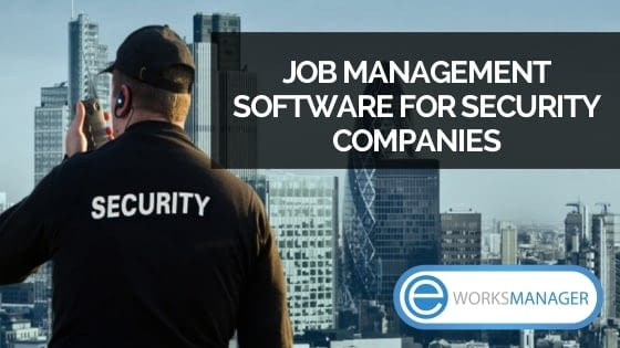 management software for security companies