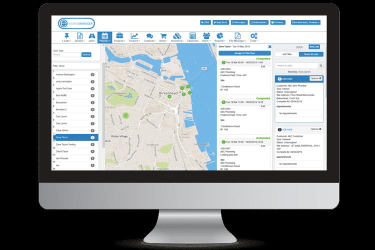 Geo Planning Software