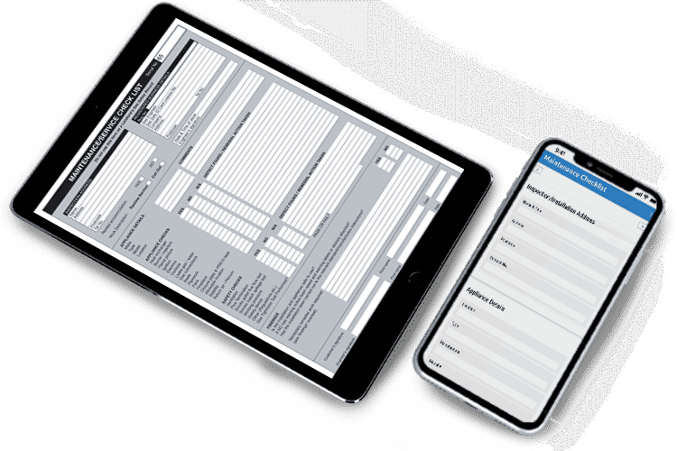 Mobile Asset Management - Attach files and certificates to assets in the system