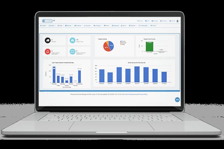 Fleet Management Software - Fleet Tracking Reports