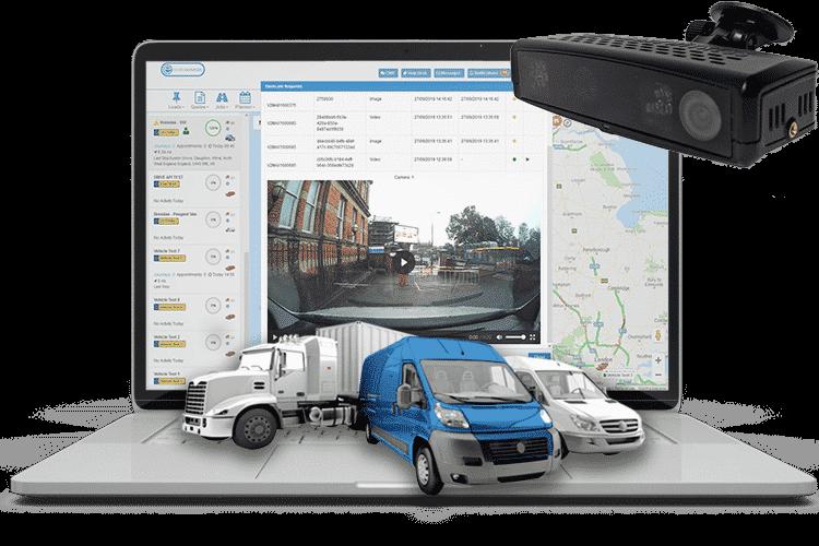 Dashcam Software and Video Telematics for Fleet Management