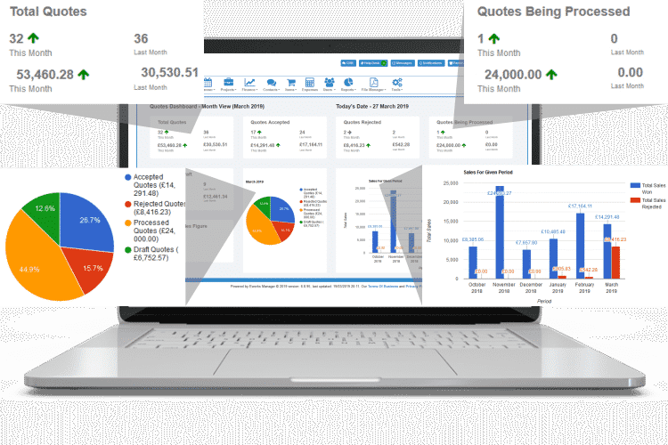 Locksmith Software - Reporting Software