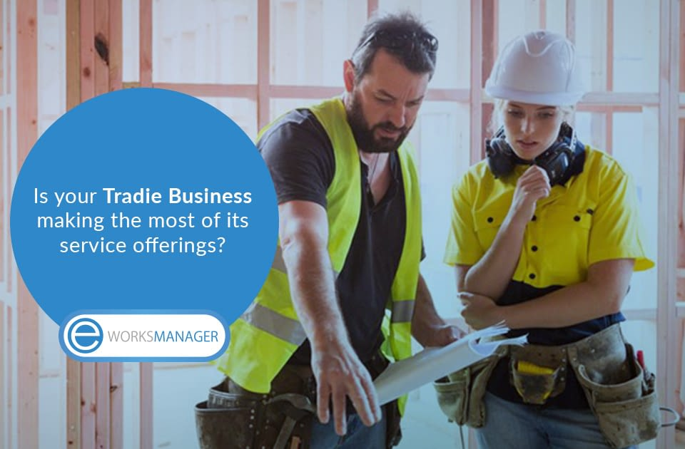 Job Management Software for Tradies; the smart way to manage a team