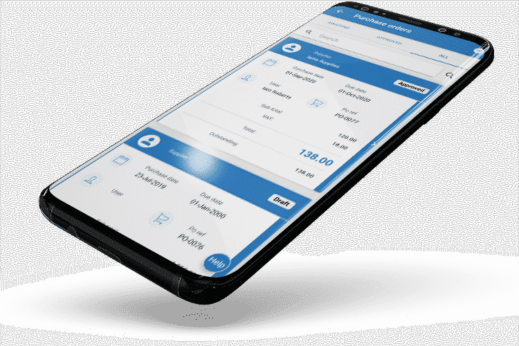 Inventory Management App - Manage Purchase Orders