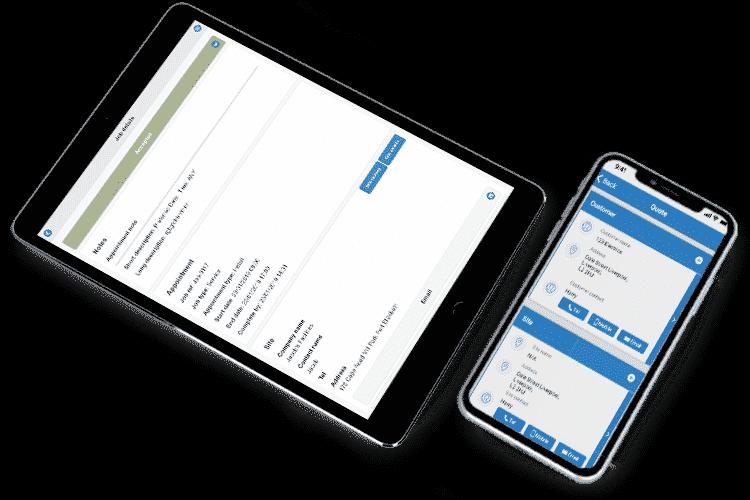 Mobile Quoting App