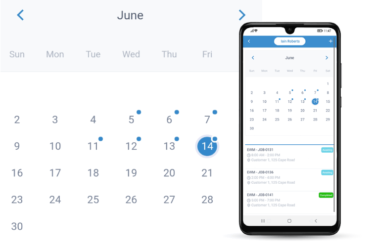 Staff Scheduling Software - Track worker's productivity