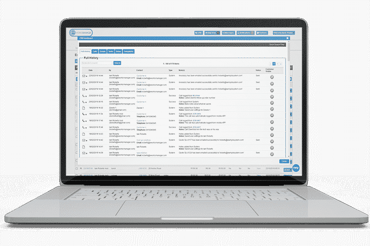 CRM Management Software