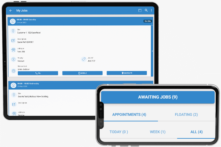 Employee Time Tracking App
