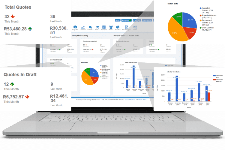 Project Management Software - keep track of expenses as they happen