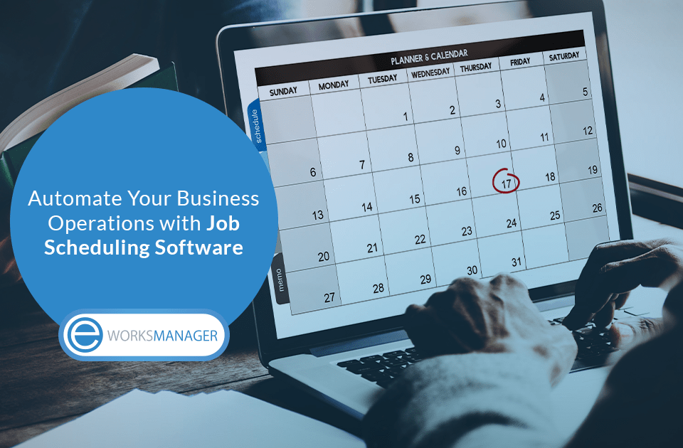 Automate Monitor and Manage your Business Operations with Job Scheduling Software