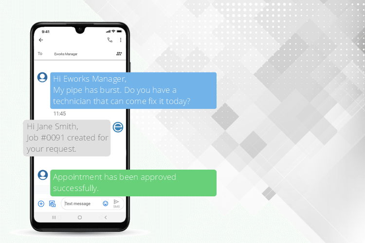 Customer Job Request Feature Customer Portal