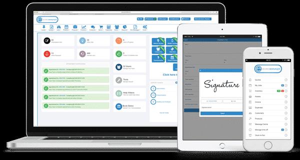 job card management software